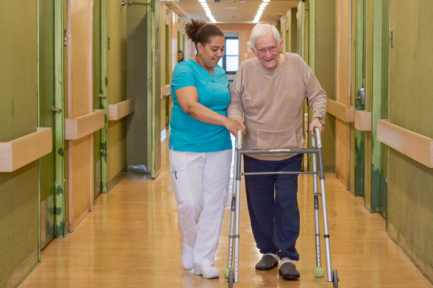 Long term skilled care at LICC
