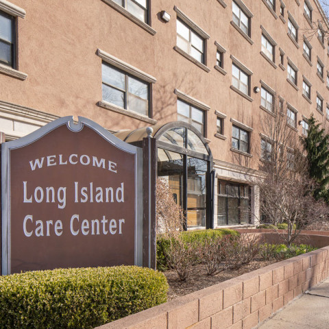 Welcome to Long Island Care Center